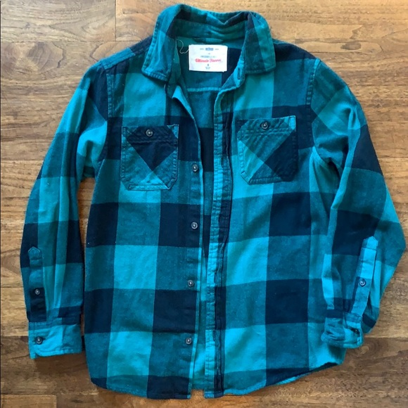Other - Boys flannel